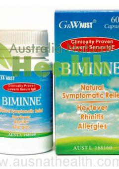 Biminne Natural Remedies as Herbal Supplements
