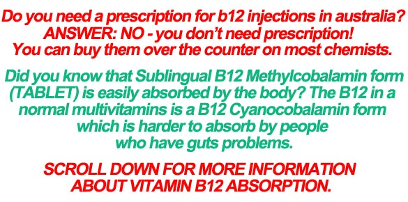 Vitamin B12 - The chemical compound that sustains you | Australia ...