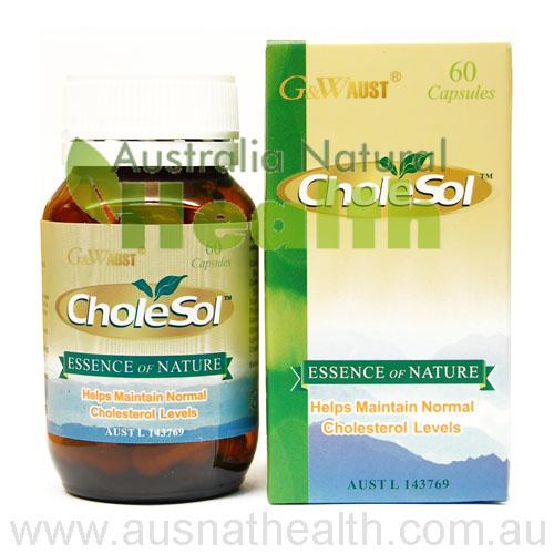 Cholesol Natural Remedies as Herbal Supplements