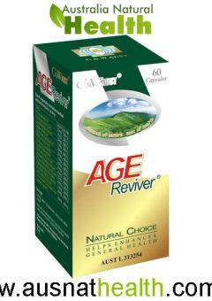 age reviver g&w aust 60 capsules