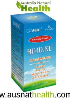 biminne g&w aust 60 capsules