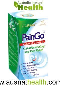 paingo g&w aust 60 capsules