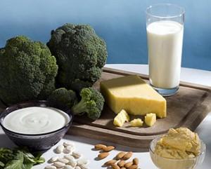 calcium mineral foods sources