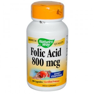 folic acid vitamin supplement
