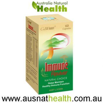 immune reviver g&w aust 60 capsules