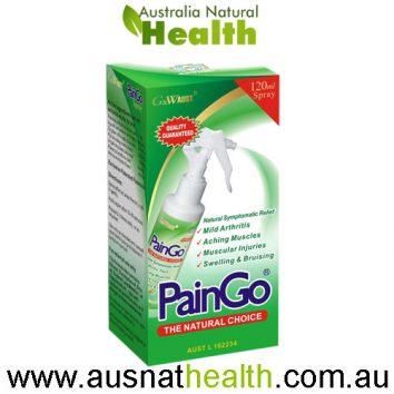 Paingo Spray G&W Aust